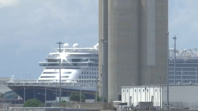 Hurricane Dorian: Port Canaveral reopens with arrival of 6 cruise ships