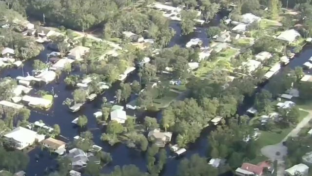 Lake County braces for St. Johns River to flood during Hurricane Dorian