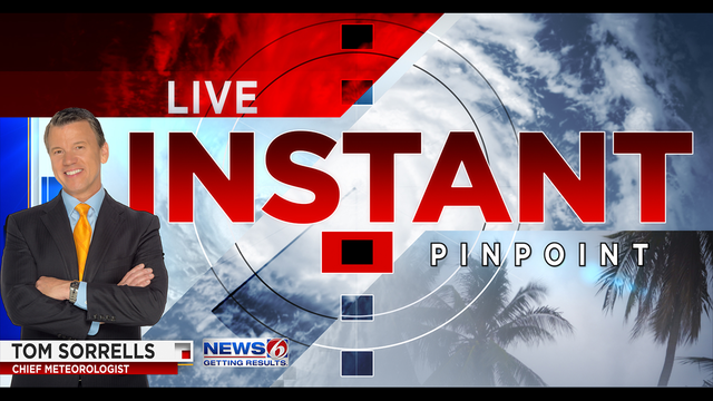Live Instant Pinpoint: Hurricane Dorian livestreams