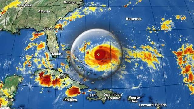 Day-by-day breakdown of Hurricane Dorian
