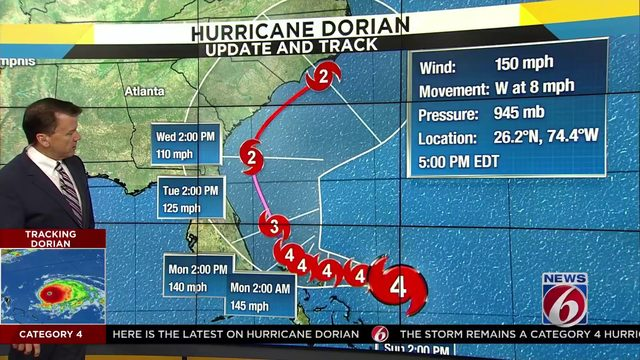 Tropical Storm Watch issued for section of Florida