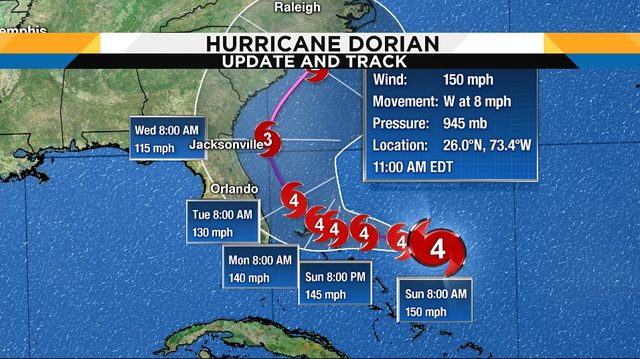 WATCH LIVE: FHP discusses travel concerns ahead of Hurricane Dorian