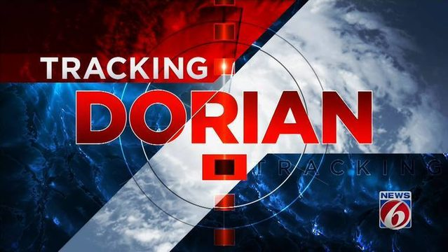 Orange County officials are expected to give an update on Hurricane Dorian