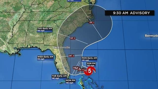 WATCH LIVE: Flagler County officials give update on Hurricane Dorian preps