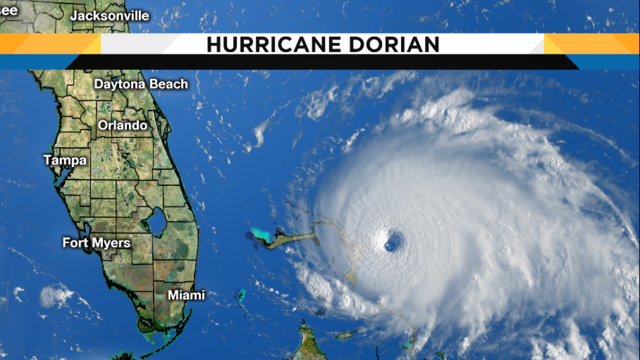 How Category 5 Dorian could impact Central Florida