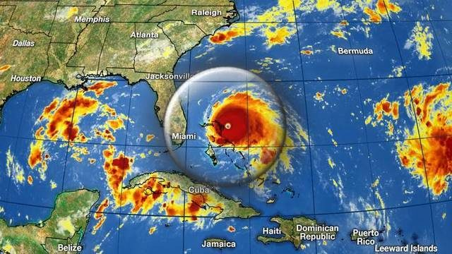 WATCH LIVE UPDATES: Latest track, models for Dorian