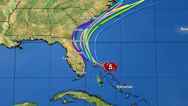 WATCH LIVE: Volusia County officials give update on Hurricane Dorian