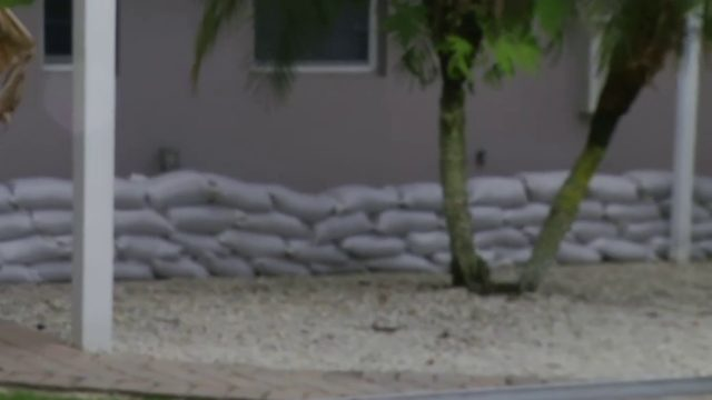 Flooding concerns continue along the St. Johns Rivere