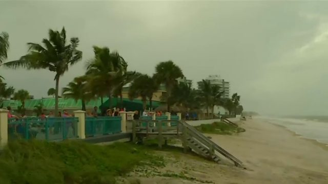 Flooding concerns in Vero Beach before Hurricane Dorian