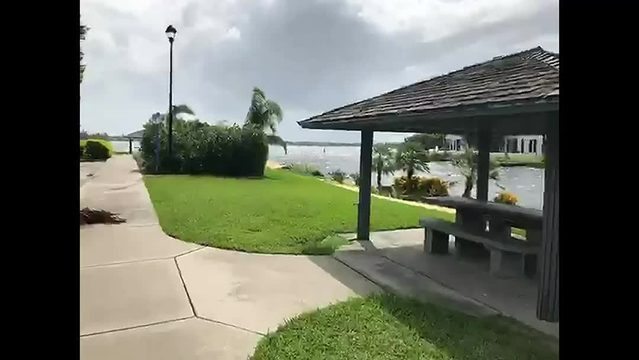 Winds Picking Up In Vero Beach - VOD