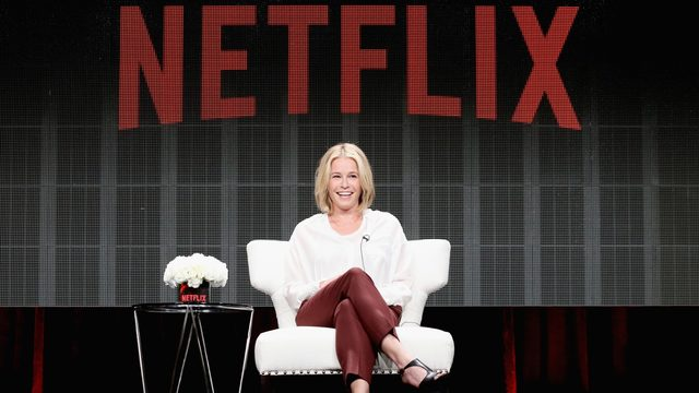 Comedian Chelsea Handler examines white privilege in new Netflix documentary