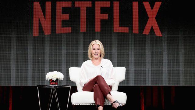 Comedian Chelsea Handler examines white privilege in new Netflix documentary