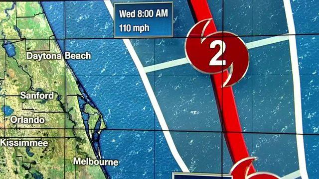 Here's the latest on Hurricane Dorian