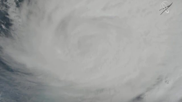 Get a look at Hurricane Dorian from space