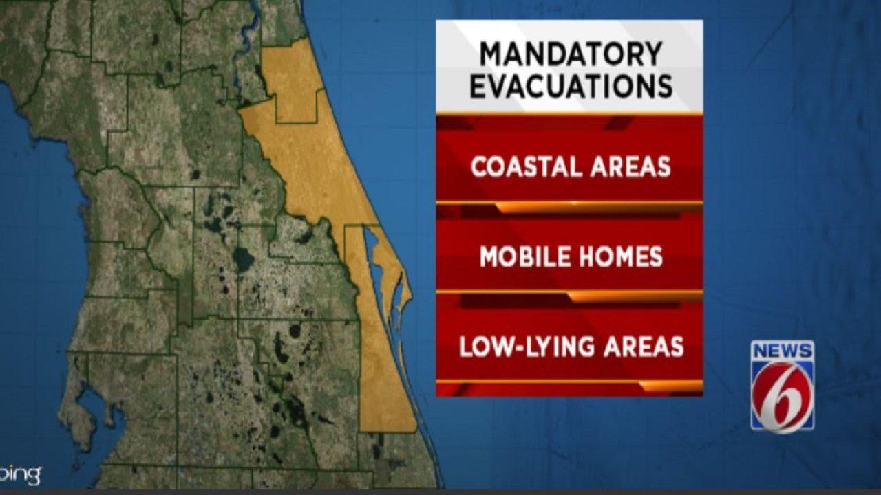 Hurricane Dorian: Central Florida areas under evacuation orders on california orlando, windsor hills orlando, baldwin park orlando, sunland orlando, hollywood orlando,