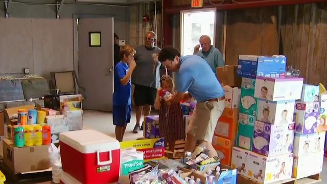 Central Florida organizations step up to help Hurricane Dorian victims…