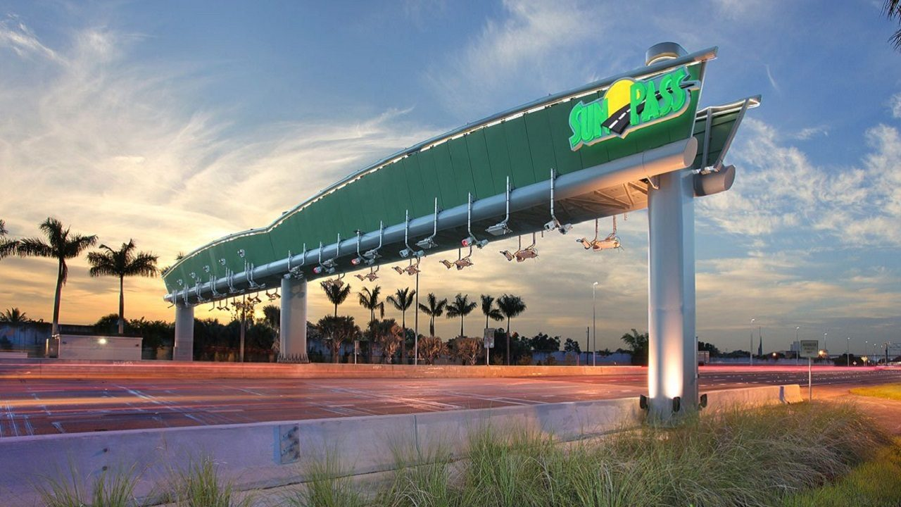 You can no longer drive on Florida's toll roads for free