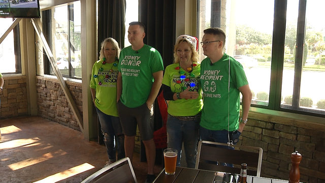 Family hopes organ donation will inspire others