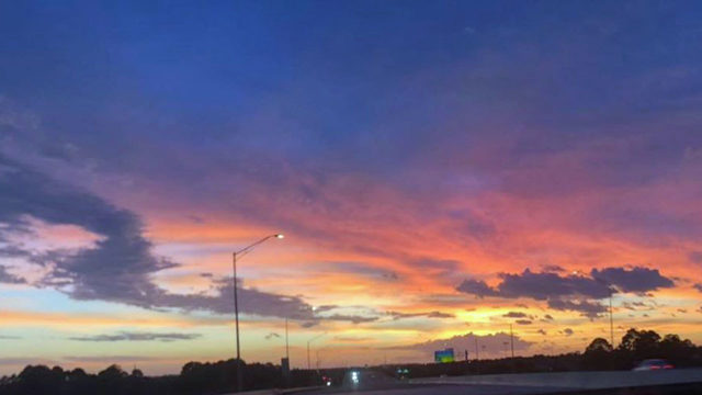 Low rain chances, high near 90 in Central Florida