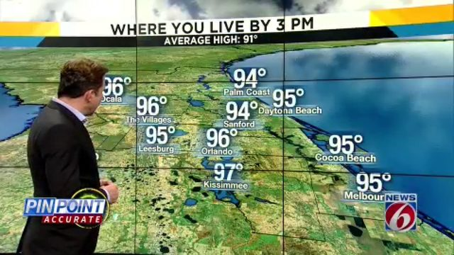 High heat blankets Central Florida