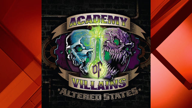 Video: Academy of Villains at Halloween Horror Nights