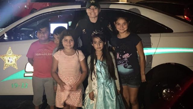 Florida girl's 7th birthday party was so wild someone called the cops