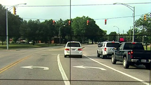 Can you make a U-turn on a red light if the coast is clear?