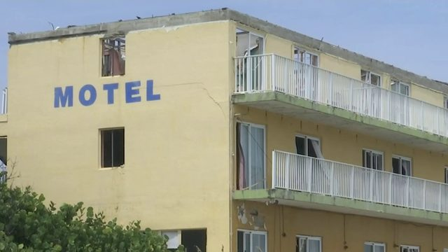 Destroyed motel still a blight on Indialantic years after Hurricane Irma