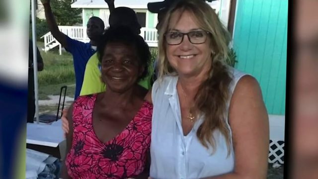 Florida woman survives Hurricane Dorian in the Bahamas