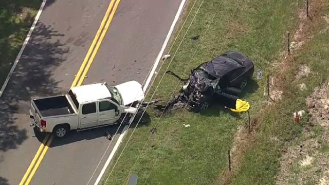 WATCH LIVE: Deadly crash in Orange County
