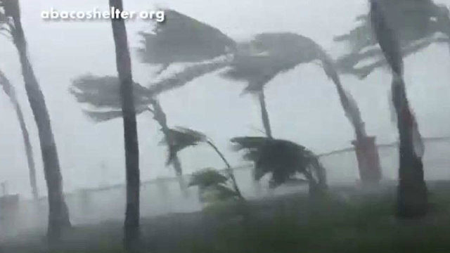 Longwood couple shares chilling video of Hurricane Dorian hitting