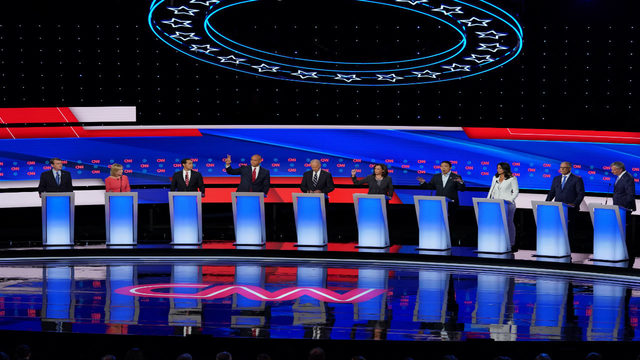 5 key questions for 3rd Democratic debate