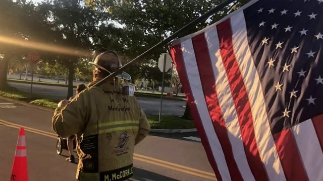 Hundreds of runners participate in Tunnel to Towers 5k