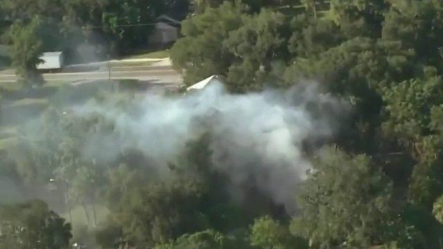 Crews responding to fire in Apopka