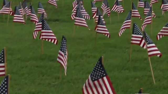 Orlando remembers veterans for 9/11