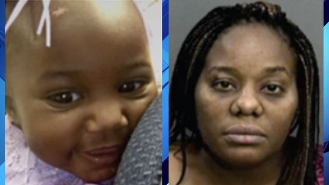 Missing child alert issued for 11-month-old Florida girl