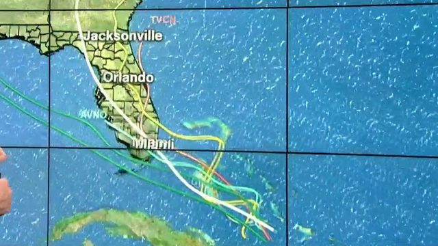 Keeping close eye on rainmaking system in tropics