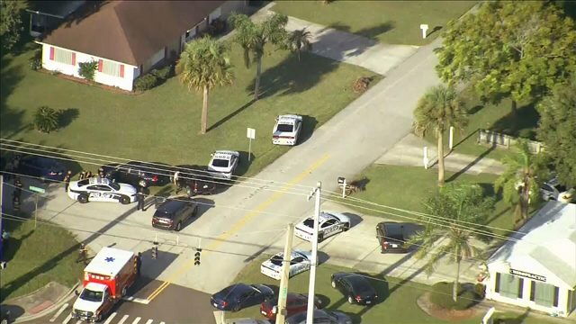 WATCH LIVE: Palm Bay police provide update on barricaded suspect