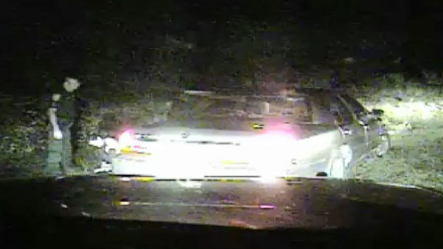 Dashcam video shows Lake County deputy shooting driver
