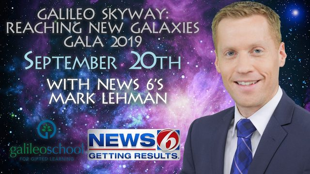 Galileo School for Gifted Learning to host annual Skyway Gala