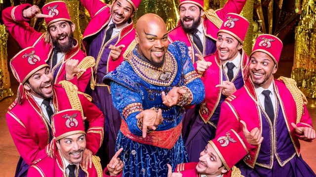"Orlando native steps into spotlight as Genie in ""Aladdin"" at Dr. Phillips Center"