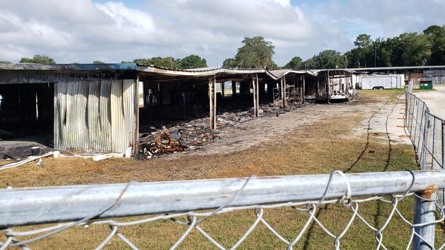 Vendors at The Market of Marion Flea Market are back in business after fire