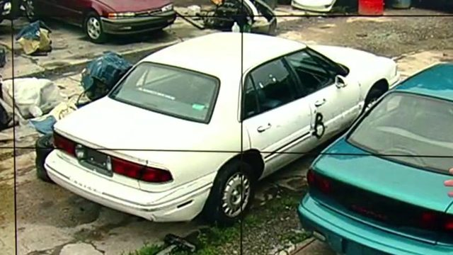Ask Trooper Steve: What to do about broken-down cars in driveways