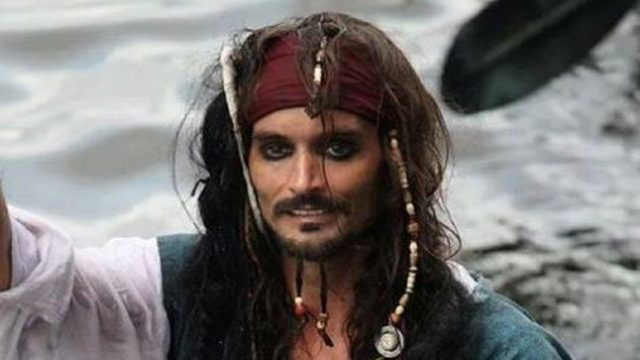 Jack Sparrow look-alike missing after paddle-boarding in Florida