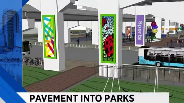 Orlando holds parks forum, reveals renderings for 'Under I' park in downtown