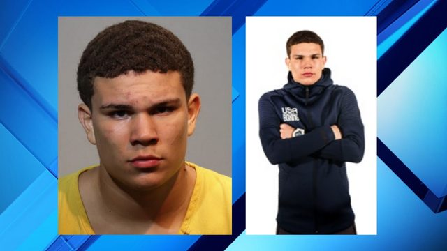 18-year-old burglary suspect found in trash bin may no longer be Olympics bound