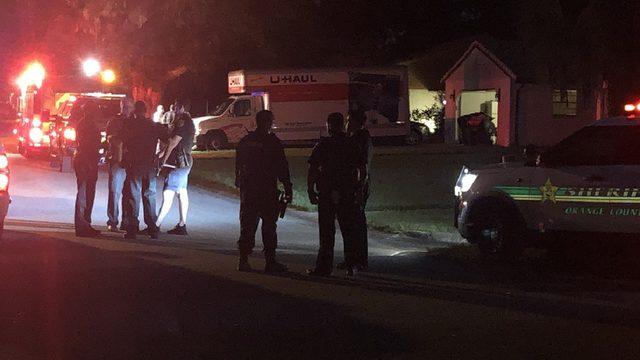 Man slain, woman pistol-whipped in Orange County home invasion