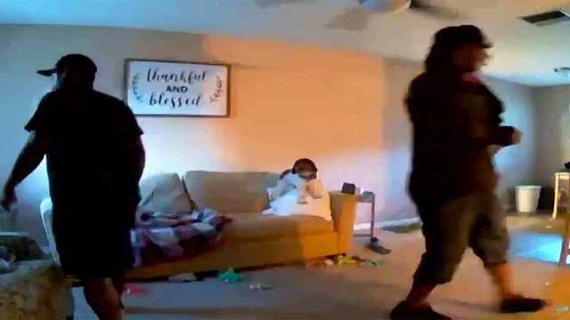 WATCH: Pet cameras capture burglars ransacking Mount Dora home