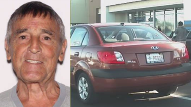 82-year-old man was disoriented when he went missing, deputies say