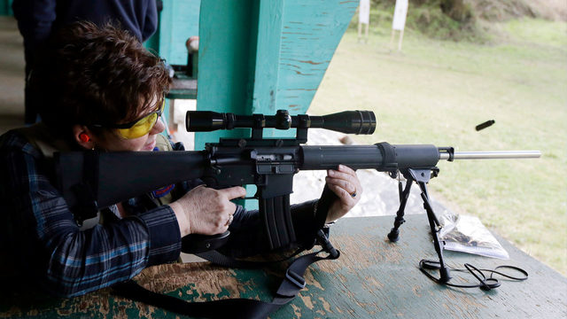 Gunmaker Colt suspends production of AR-15 for civilian market